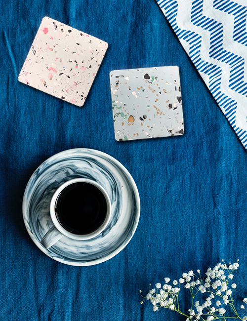 terrazzo workshop crafts