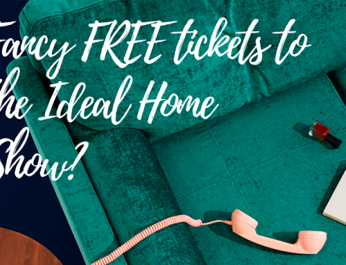 Fancy FREE tickets to the Ideal Home Show this March?