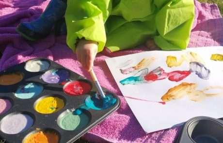 homemade kids paint 4