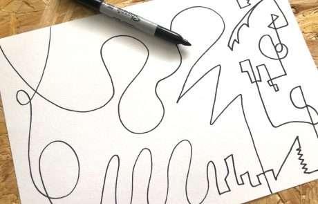 tangle doodles 2