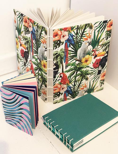 bookbinding course Janina Maher Caversham Reading Berkshire