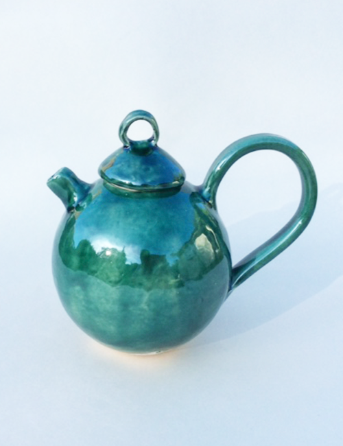 clay pottery teapot class Caversham Reading Berkshire