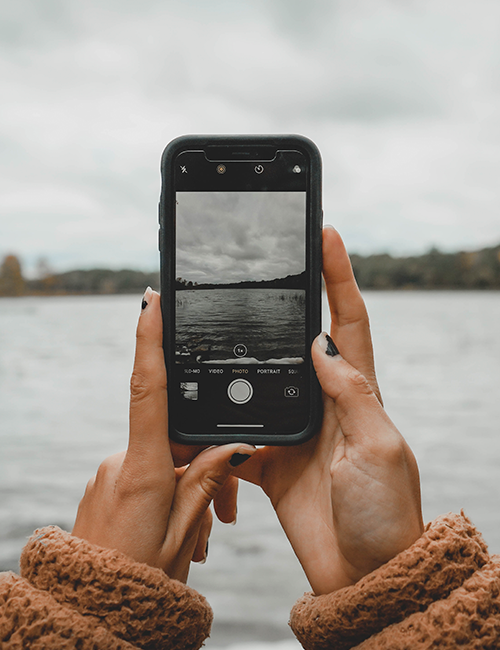 smartphone photography workshop for business with Scarlet Page Berkshire Reading Caversham