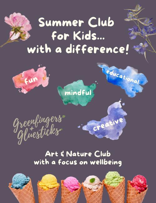 summer holiday kids club berkshire
